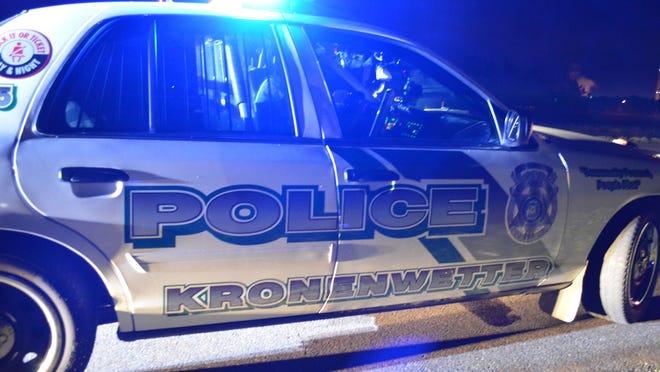 Kronenwetter police car