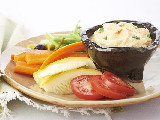 Taziki's-Hummus GF