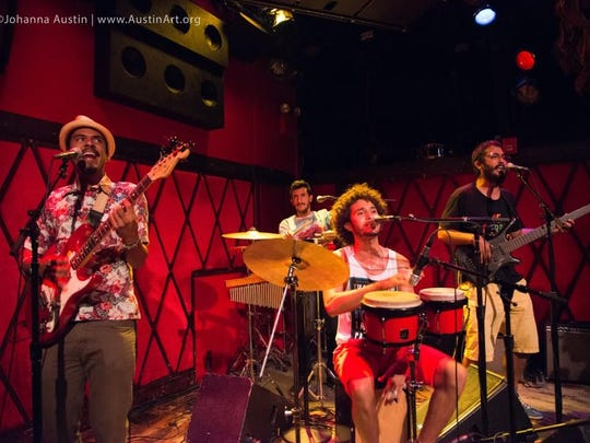 El Caribefunk will perform Aug. 26 at Woodbridge Wednesdays.