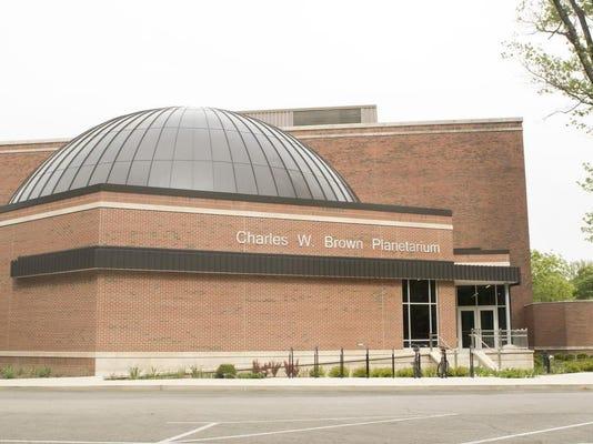 Charles Brown Planetarium BSU