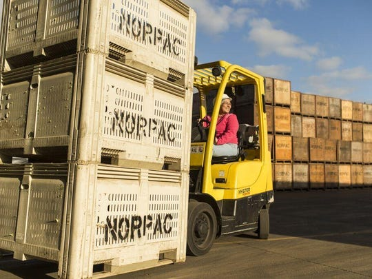"""NORPAC Foods, Inc. will be one of the participant in """"Build Oregon Trades Day"""" on September 25."""