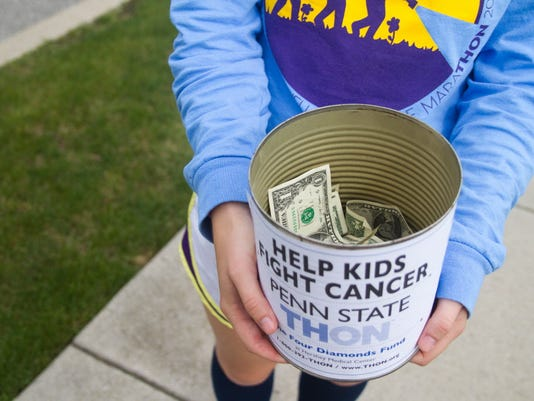 The safety of students canning for THON donations is being evaluated by Penn State.
