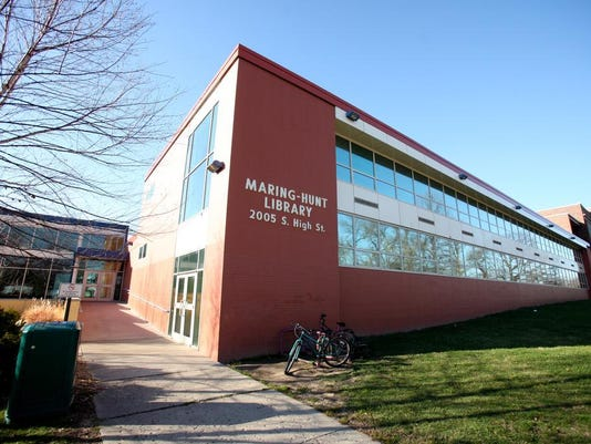 Maring-Hunt Library