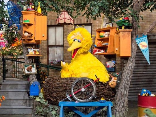 """""""Sesame Street"""" launches its 46th season on HBO."""