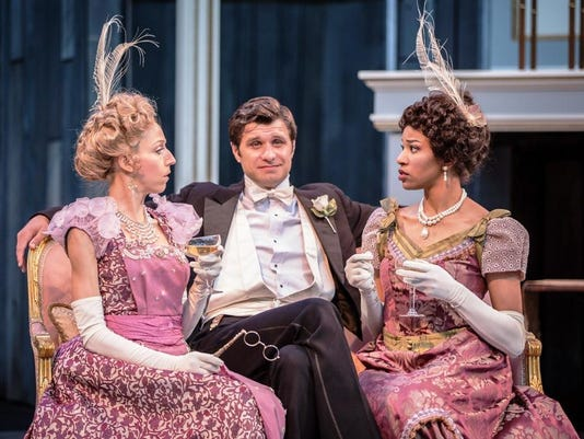 Theater Review At Its Best An Ideal Husband Serves