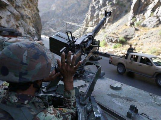 Afghanistan Going on _Hard