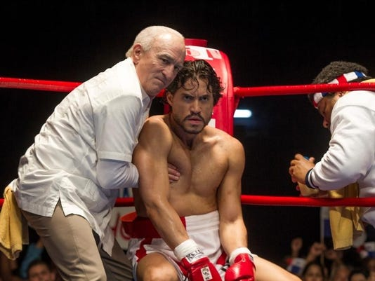 Film Review Hands of Stone