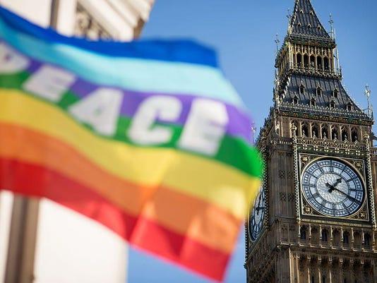 BRITAIN-POLITICS-NUCLEAR-PROTEST