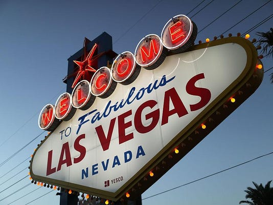 Las Vegas Prepares For Final Presidential Debate