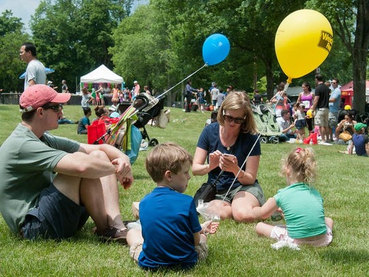 Fishawack Festival in Downtown Chatham Borough is a family fun day!