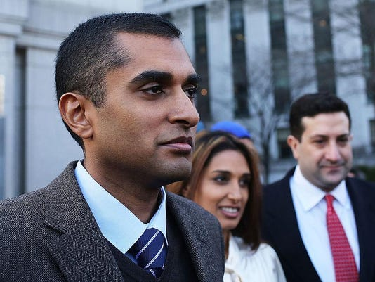 Former SAC Capital Manager Michael Martoma Is Arraigned In Insider Trading Case