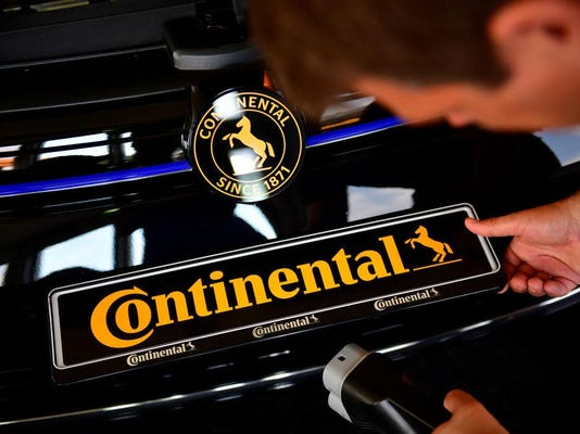 Continental AG Showcases New Automotive Technologies