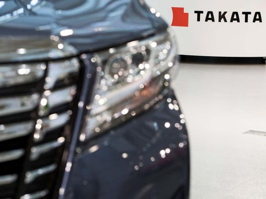 JAPAN-STOCKS-TAKATA-BANKRUPTCY