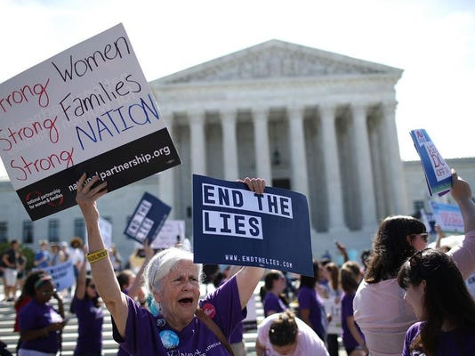 Supreme Court Strikes Down CA Law Requiring Pregnancy Centers To Post Abortion Info