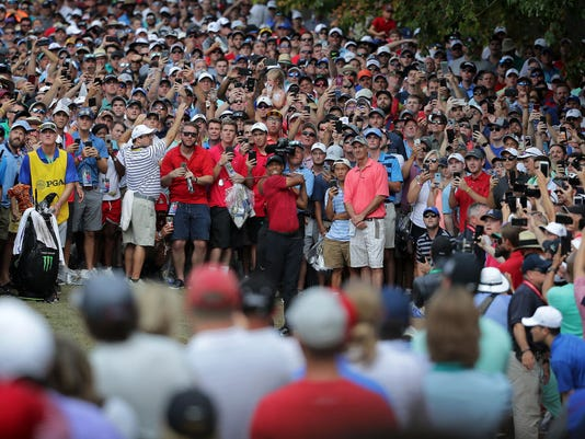 Tiger Woods - PGA Championship - Final Round