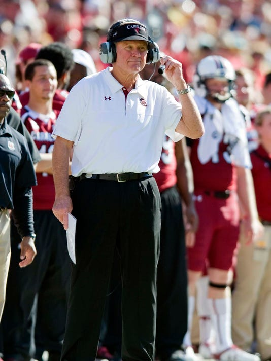 2013 College football countdown | No  5: South Carolina