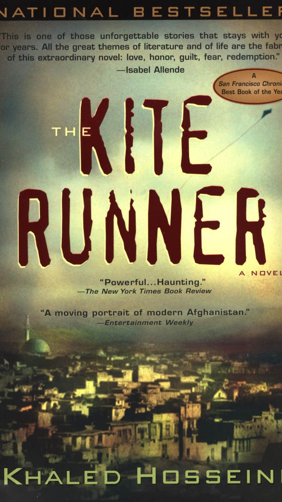 "Vortex Doughnuts gives away free copies of ""Kite Runner"" through the week."