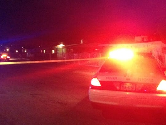 One person was killed in a shooting Feb. 17 on Pikes Peak Drive in Northeast El Paso.