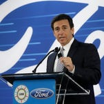 Facing a falling stock price, Ford signals it's willing to make big adjustments