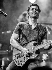 Musician Dweezil Zappa visits Vinyl Music Hall on Wednesday