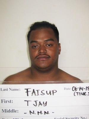 T Jay Faisup