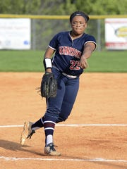 Madison's Alexus Jimmerson has signed to play college softball at Jacksonville State.