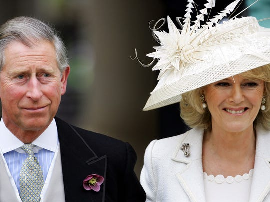 Prince Charles and Camilla Duchess of Cornwall at their