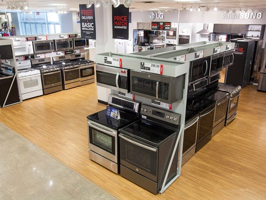 J C Penney Adds Appliances To Five Iowa Stores