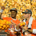 Highlights from the Orange Bowl Playoff semifinal