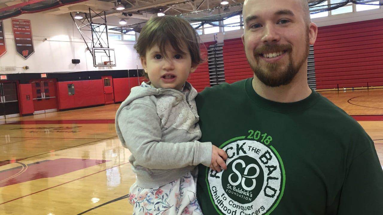School community raises money to support those battling pediatric cancer
