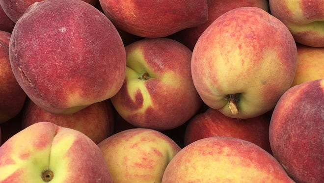 Youth for Christ will hold a Georgia peach sale noon to 6 p.m., Wednesday, June 27 through Friday, June 29, in three locations.