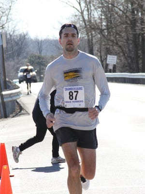 In 2010, Billy Gunn ran the Chambersburg Half Marathon as his first race. On Saturday, he will be running the event for the seventh time.