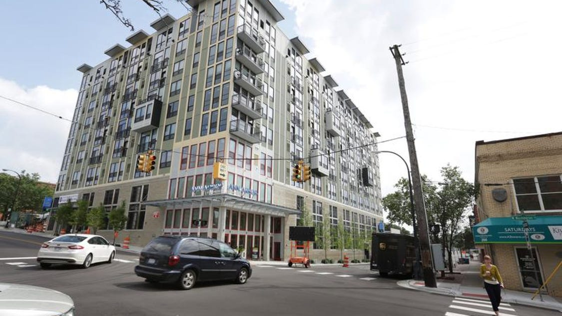 Ann Arbor Experiencing A Boom In High End Apartments And Condos