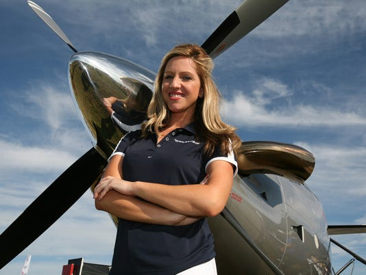 Amelia Rose Earhart