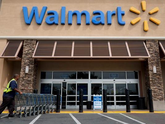Wal-Mart Stores 080713