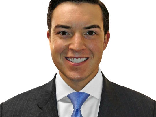 Ben Pollock is running in the Republican primary to represent the 5th U.S. Congressional District.