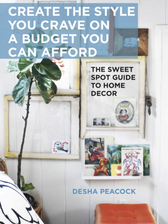 Author Offers Home Style On Budget
