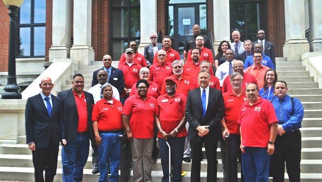 Veterans Treatment Court Group Photo