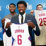 "DeAndre Jordan happy with Clippers after free-agent ""fiasco"""
