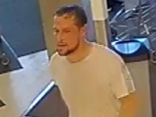 Salem police are looking for help identifying this man, who is suspected of robbery.