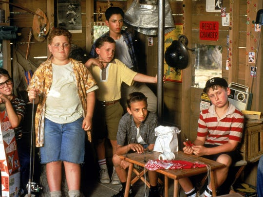 """""""The Sandlot"""" will be playing at Downtown Cinema Saturday."""