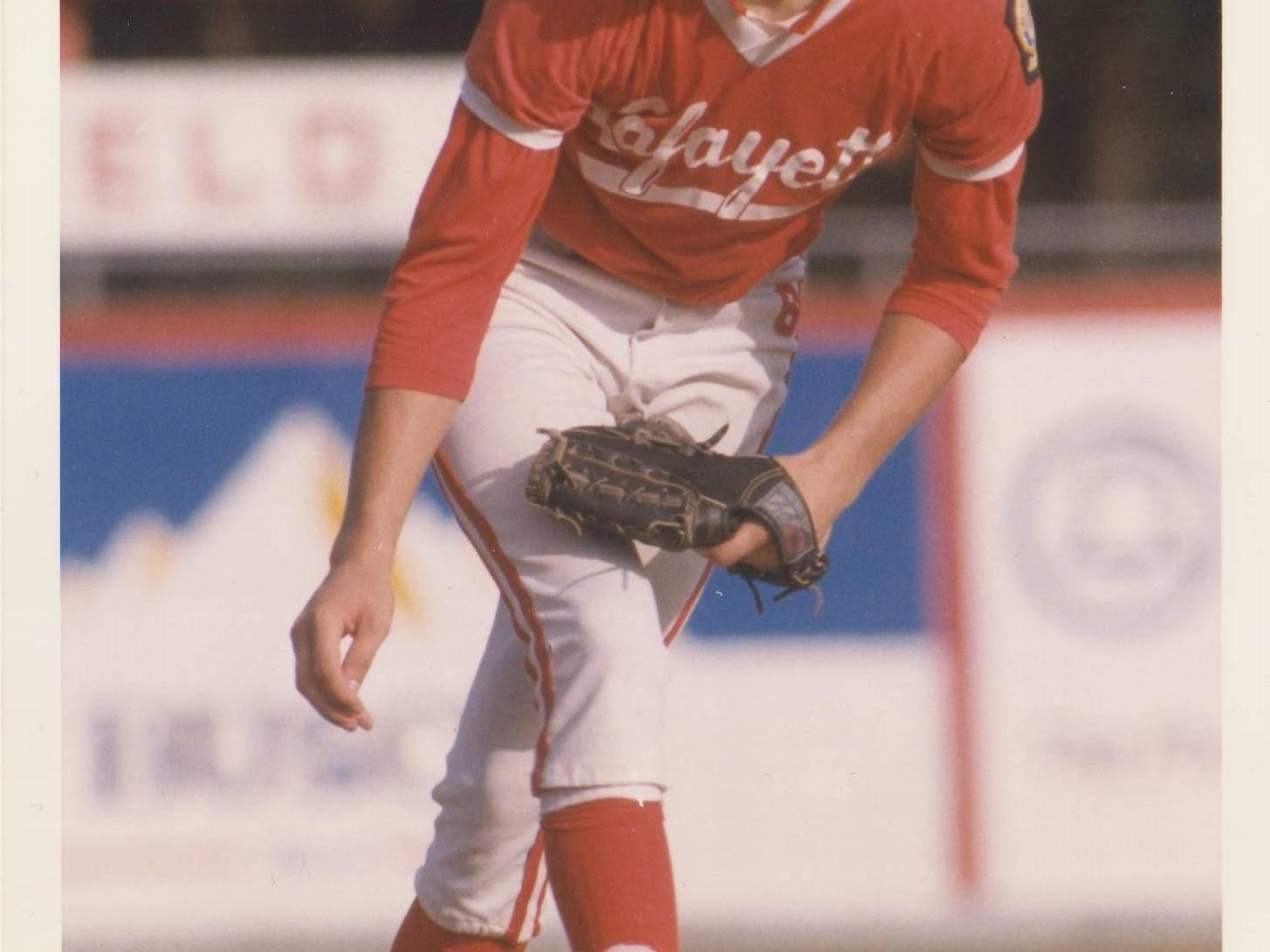 Tim Leger was a pitcher and outfielder for the Acadiana-based Delhomme Drillers in the early 1990s. Leger was later picked in the fourth round by the Pittsburgh Pirates. He played American Legion ball, but his son Gunner grew up in the travel-ball era.