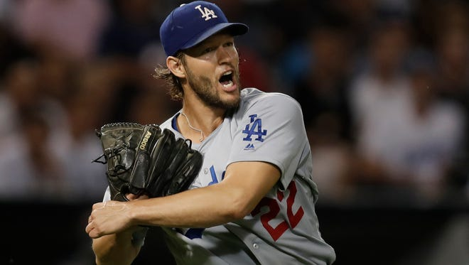 Clayton Kershaw led the National League in ERA in 2017.