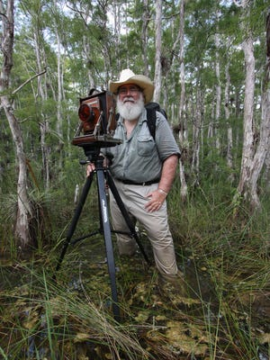Clyde Butcher has spent more than 50 years traversing North America with his camera and a focus on the Everglades.