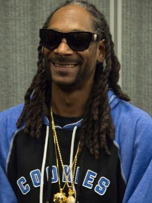 Rapper Snoop Dogg is the uncle of USC junior college transfer defensive back Keisean Nixon.