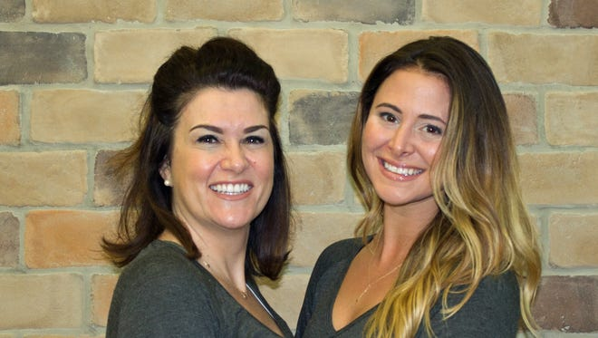 Stephanie Breaux Bradley of The Dailey Method and Natalie Dejean of Xtend Barre joined forces to launch ShareFit.