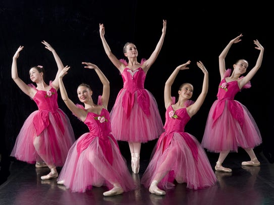 The Nutcracker returns today through Sunday at the