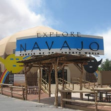 The Explore Navajo Museum in Tuba City is a new 7,000 square-foot facility providing visitors a detailed glimpse of Navajo culture and history.
