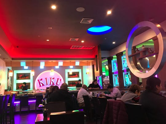 Kiku Japanese Steakhouse & Sushi Bar opened last summer in Middletown.