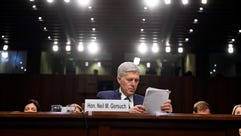 Supreme Court nominee Neil Gorsuch spent more than
